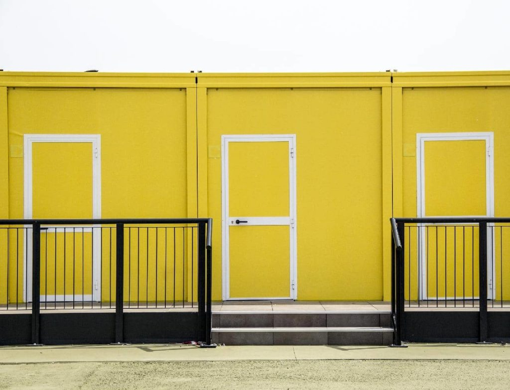 clear out household storage units to save money