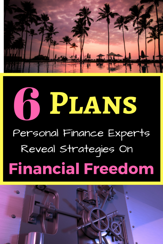 how to get financial freedom