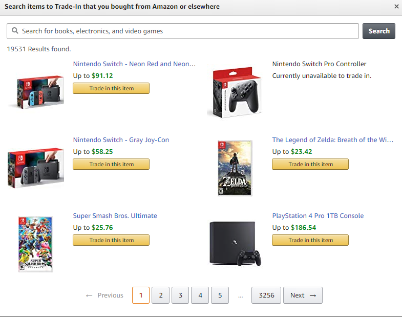 sell video games on amazon