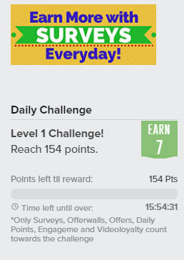 prize rebel daily challenges
