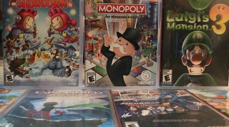 Online Video Game Store