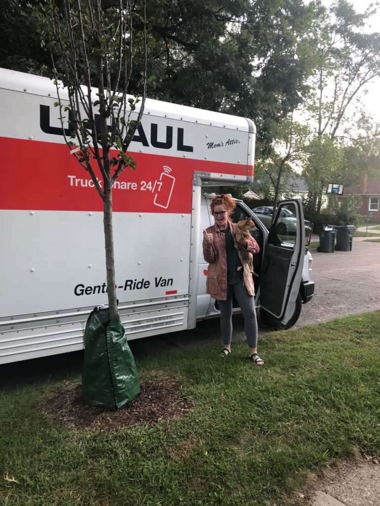 cross country moving hacks