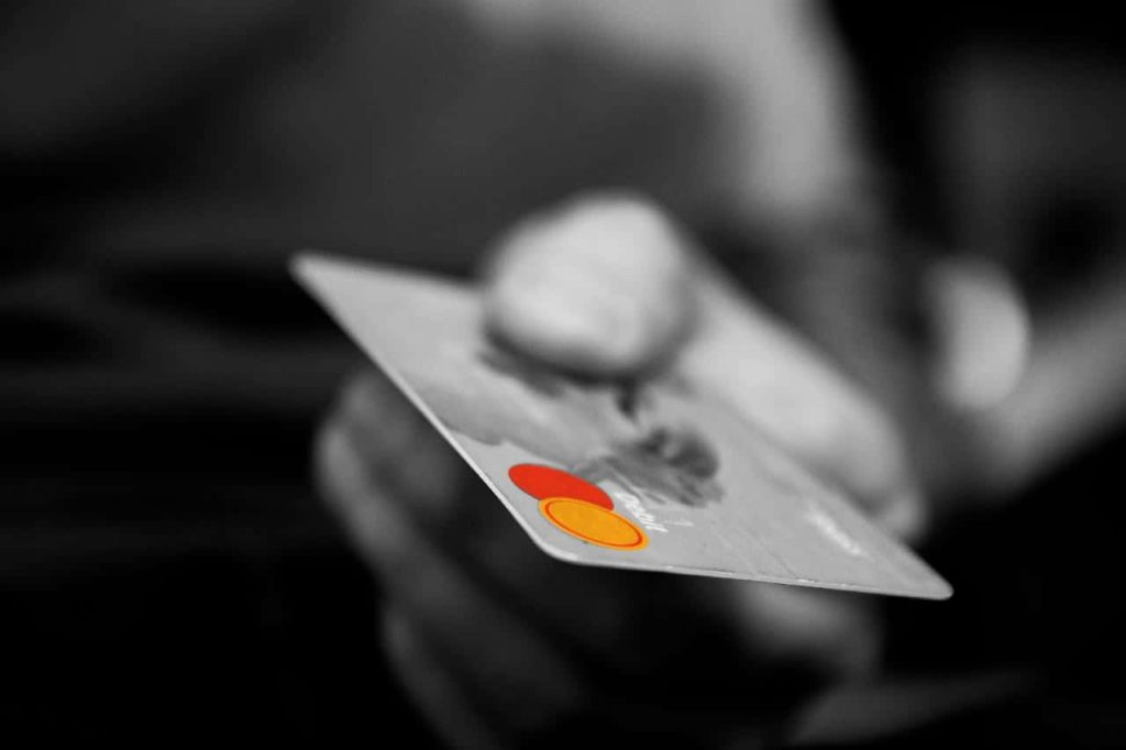 how to get a credit card without a bank account
