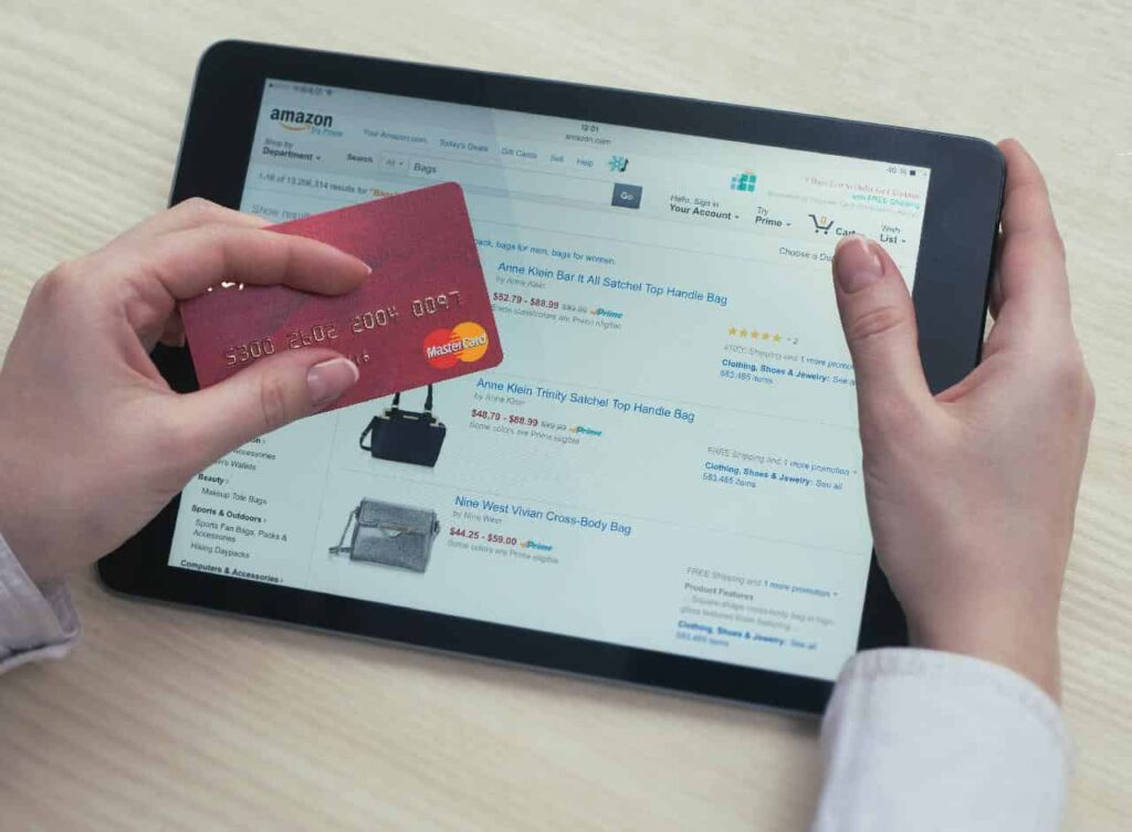 why should you use an echeck instead of a credit card for online shopping